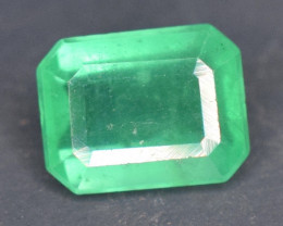 1.10carats Natural color Emerald gemstone