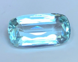 8.85 cts Flawless Aquamarine - Shigar District, Pakistan - AAA