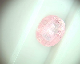 Very Rare  2.29ct  Padparadscha  Sapphire , 100% Natural Untreated Gemstone