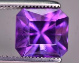 2.20 Ct Superb Color Natural Amethyst. ARA