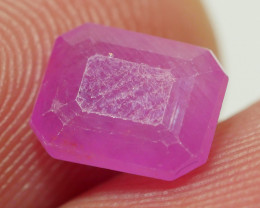 1.55 CRT BEAUTY PINKY MADAGASCAR RUBY-