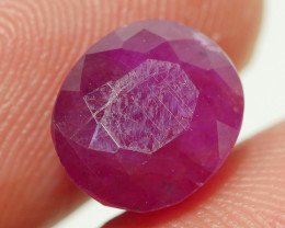 3.90 CRT BEAUTY DARK PINKY MADAGASCAR RUBY-