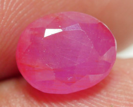 2.60 CRT BEAUTY PINKY MADAGASCAR RUBY-