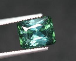 2.50 carats Natural Bluish Green  color Tourmaline gemstone