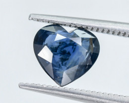 1.62 Crt Sapphire Faceted Gemstone (R17)