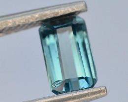 0.85 ct Natural Blue Color Tourmaline