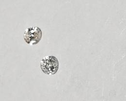 Diamond meelee 190188201483  parcel of 2