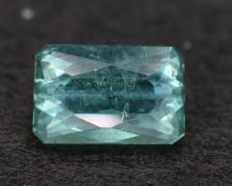 2.45 carats Natural blue color Tourmaline gemstone