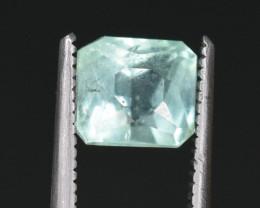 1.80 carats Natural pale green  color Tourmaline gemstone