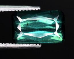 2.10 carats Natural blue color Tourmaline gemstone