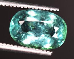 2 carats Natural lightblue color Tourmaline gemstone