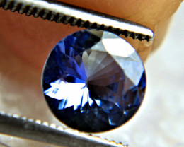 1.2 Carat Round Cut VS African Tanzanite
