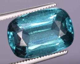 6.30 Carats Natural Indicolite Tourmaline Gemstones