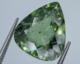 7.40 Crt Natural Apatite Faceted Gemstone.( AG 2)