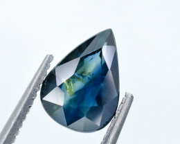 1.62 Crt Natural Sapphire Faceted Gemstone.( AG 2)