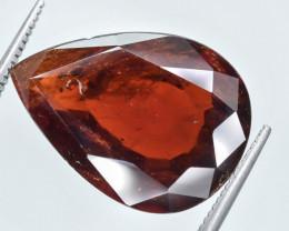 18.23 Crt Natural Spessartite Garnet Faceted Gemstone.( AG 2)