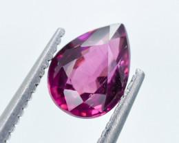 1.45 Crt Natural Rhodolite Garnet Faceted Gemstone.( AG 2)