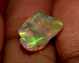1.80 ct Natural Ethiopian Welo Fire Freeform Welo Opal Carvin 231