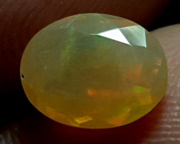 1.35Crt Opel high Fire  Best Grade Gemstones JI04