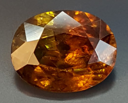 3.75Crt Sphene Amazing Quality  Best Grade Gemstones JI04