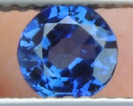 5mm Vivid Blue Kyanite