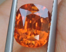 2.88cts,   Zircon,  Natural Stone, Unheated