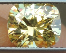 3.65cts,   Zircon,  Natural Stone, Unheated,  Top Cut