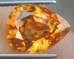 5.31cts,   Zircon,  Natural Stone, Unheated