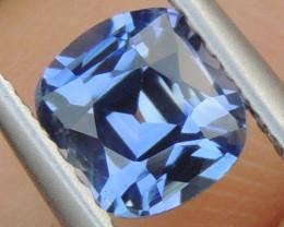 1.17cts No Heat, Certified  Sapphire, Top Cut