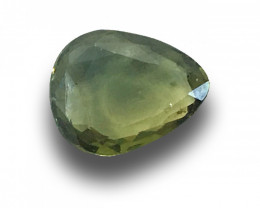 Natural Green Sapphire | Loose Gemstone | New| Sri Lanka