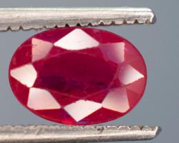 1.30 Carats Natural Ruby Gemstone