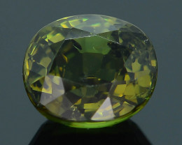 Rarest Garnet 1.30 ct Dramatic Full Color Change SKU-9
