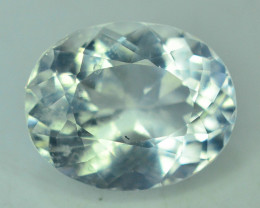 6.25 ct Natural Beryl Aquamarine~Untreated Afghanishtan