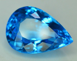 12.60 CT Natural London Blue Topaz