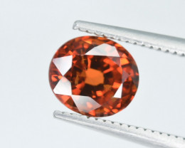 1.81 Crt Spessartite Garnet Faceted Gemstone (R19)