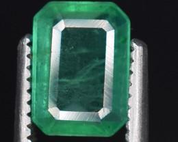 1 carat Natural vgreen  color Emerald gemstone