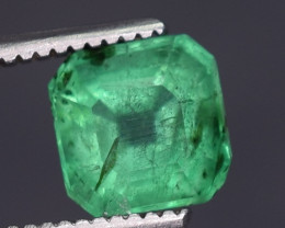 1.20 carat Natural green color Emerald gemstone