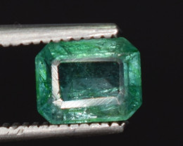 1 carats Natural color green Emerald gemstone