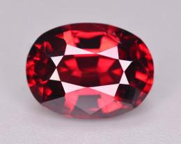 3 Ct Amazing Color Natural Rhodolite Garnet