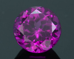 Rare 1.36 ct Grape Garnet one of a Kind Fire Mozambique SKU.9