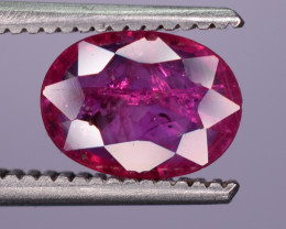 0.75 Carats Natural Ruby Gemstone