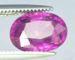 Rarest 1.90 ct Grape Garnet one of a Kind Fire