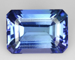 1.12 Ct Tanzanite Top Quality Gemstone TZ5