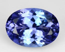 1.40 Ct Tanzanite Top Quality Gemstone TZ6