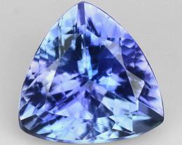 1.22 Ct Tanzanite Top Quality Gemstone TZ7