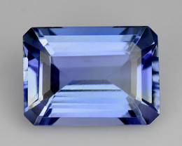 1.17 Ct Tanzanite Top Quality Gemstone TZ23