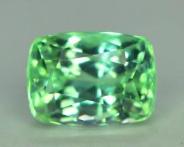 4.85 Ct Green Spodumene Gemstone From Afghanistan