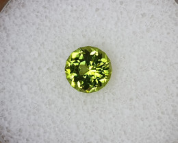 1.65ct Peridot - Master cut!