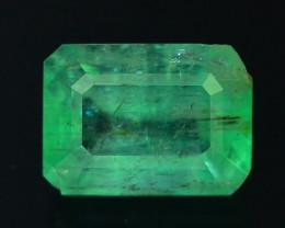 2.95 ct Natural Light Color Emerald~Panjshir T