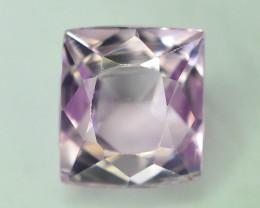 3.35 Carat Natural Himalayan Light Pink Color Kunzite - Superb